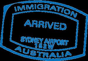 pasaporte marcado