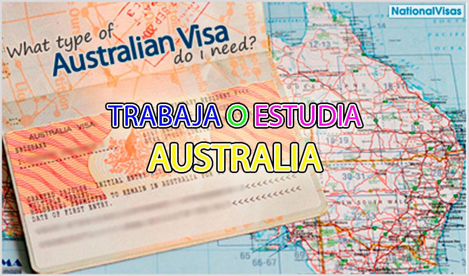 visa australiana